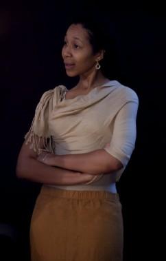 Victoria Wilson as Zora Neale Hurston