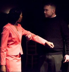 Victoria Wilson as Zora Neale Hurston - Curtis Wills as NYPD Detective