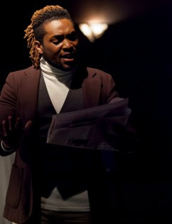 Tevin Johnson as Countee Cullen