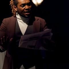 Tevin Johnson as Countee Cullen
